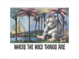 Where the Wild Things Are Posters by Maurice Sendak