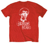 Gilligans Island- Gilligan Surprised T-shirts