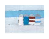 Red, White and Blue Art by Heidi Langridge
