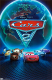 Cars - 2 (One Sheet) Print