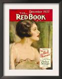 Redbook, December 1927 Posters