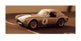 AC Cobra 1962 Poster par Ben Wood