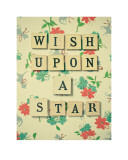 Wish Upon a Star Posters by Cassia Beck