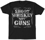 Shoot Whiskey T-shirts