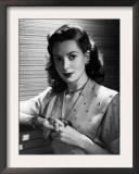 Deborah Kerr, 1950 Art