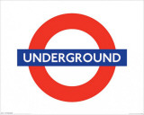 London Underground (Logo) Posters