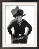 Portrait of Buck Jones, c.1930s Prints