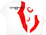 God Of War - Warrior Marks Shirts