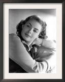 Portrait of Ingrid Bergman Posters