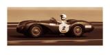 Aston Martin DB3S 1955 Arte por Wood, Ben
