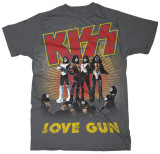 Kiss - Love Gun T-shirts