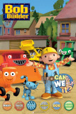Bob the Builder - Characters Kunstdrucke