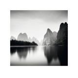 Li River Study Kunstdruck von Josef Hoflehner