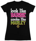Women's: Kottonmouth Kings - Smoke Like Marley T-shirts