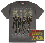Kiss - 30 Years of Destruction Vêtements