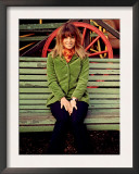 Julie Christie on the Set of Far from the Madding Crowd, 1967 Posters