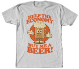 Help The Economy T-shirts