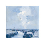 The Thames Near Windsor Print by Jon Barker