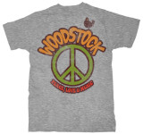 Woodstock - Peace & Music Shirt