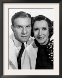 George Burns, Gracie Allen, Paramount Photo, c.1936 Prints