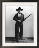 Buck Jones, c.1920s Print