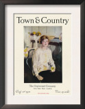 Town & Country, August 20th, 1921 Posters