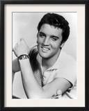 Elvis Presley, c.1950s Print