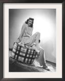 Evelyn Keyes, Mid-1940s Art