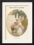 Town & Country, January 1st, 1915 Prints