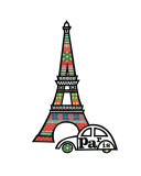 Paris Prints by Jane Foster