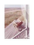 Hamptons II Poster par Malcolm Sanders