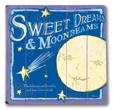 Sweet Dreams II Wood Sign