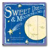 Sweet Dreams II Wood Sign