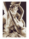 Ravishment of Psyche Premium Giclee Print by Antonio Canova