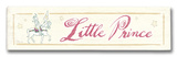Little Princess Wood Sign