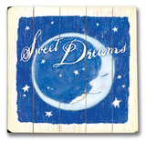 Sweet Dreams (Boy) Wood Sign