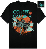 Coheed and Cambria - Dragonfly T-Shirts