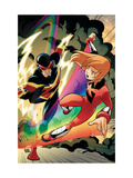 Iron Man And Power Pack 2 Cover: Lightspeed and Speed Demon Prints by Gurihiru Unknown