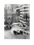 Großer Preis von Monaco Poster von  Anon