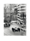 Monaco Grand Prix Print by  Anon
