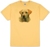 Hangover II - Yellow Lab T-shirts