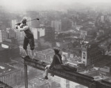 Swing en altitude Photographie
