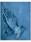 Praying Hands Premium giclée print van Albrecht Dürer