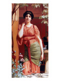 Nerissa Premium Giclee Print by John William Godward