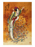 Goddess of Wealth Premium Giclee Print