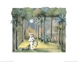 A Forest Grew Láminas por Sendak, Maurice