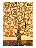 A Árvore da Vida Impressão giclée premium por Gustav Klimt