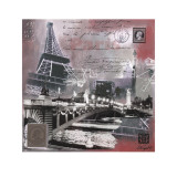 Paris Scintillante Prints by Martine Rupert