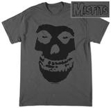 The Misfits - Tonal Fiend Skull Tričko