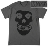 The Misfits - Tonal Fiend Skull T-Shirts